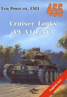 Cruiser Tanks A9/A10/A13. Tank Power vol. CXCI 455