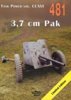 3,7 cm Pak. Tank Power vol. CCXVI 481